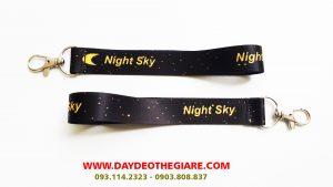 Dây đeo móc khóa mẫu Night Sky 1