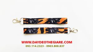 Dây đeo móc khóa mẫu Tiger 1