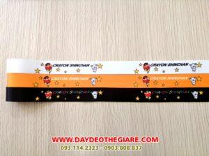 Dây đeo móc khóa mẫu Crayon Shinchan 1