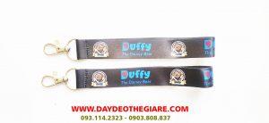 Dây đeo móc khóa mẫu Duffy 2