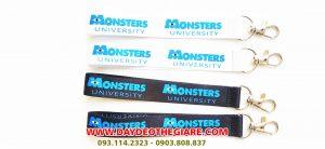 Dây đeo móc khóa mẫu Monster University 1