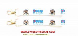 Dây đeo móc khóa mẫu Duffy 1