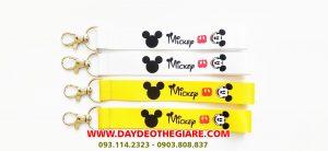 Dây đeo móc khóa mẫu Mickey 2