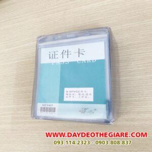 Bao đeo thẻ Y407 1