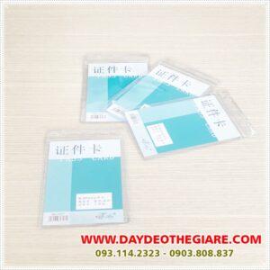 Bao đeo thẻ Y307 3