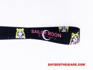Dây đeo móc khóa mẫu Sailor Moon 4