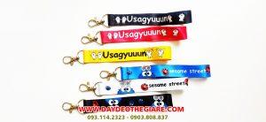 Dây đeo móc khóa mẫu Usagyuuun 2