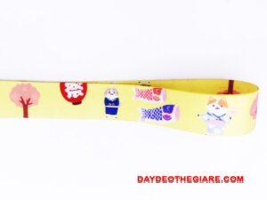Dây đeo móc khóa mẫu Japan 3