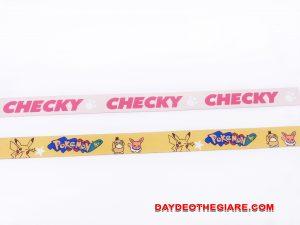 Dây đeo móc khóa mẫu Checky 3