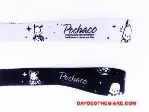 Dây đeo móc khóa mẫu Pochaco v.2 1