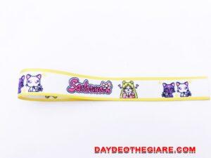 Dây đeo móc khóa mẫu Sailor Moon v.2 2