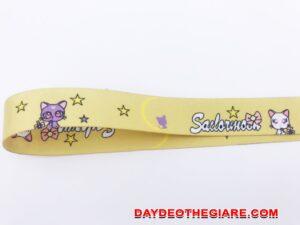 Dây đeo móc khóa mẫu Sailor Moon v.4 2