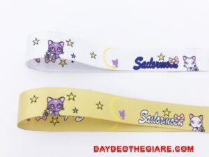 Dây đeo móc khóa mẫu Sailor Moon v.4 1