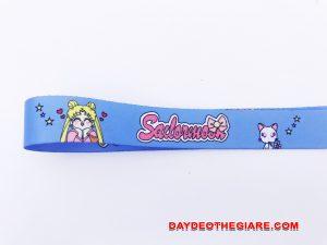Dây đeo móc khóa mẫu Sailor Moon v.3 3