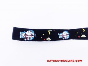 Dây đeo móc khóa mẫu Doraemon 3