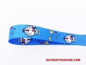 Dây đeo móc khóa mẫu Doraemon 2