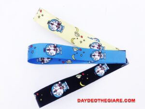 Dây đeo móc khóa mẫu Doraemon 1