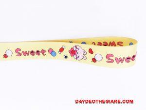 Dây đeo móc khóa mẫu Sweet v.2 4