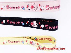 Dây đeo móc khóa mẫu Sweet v.2 1