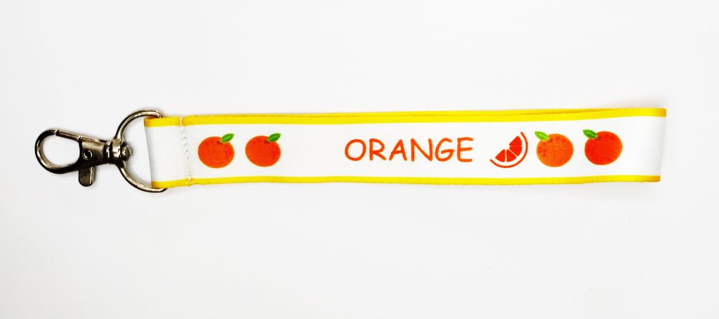 Dây móc khóa Orange 2020 1