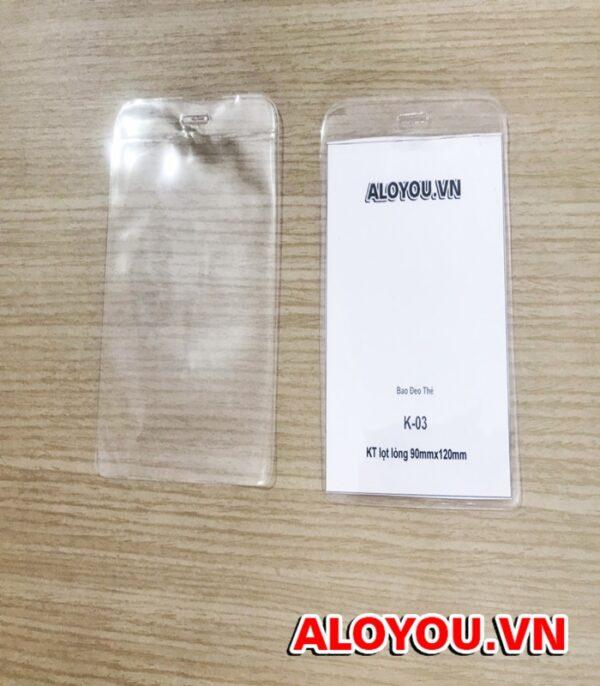 Bao đeo thẻ K-03 1