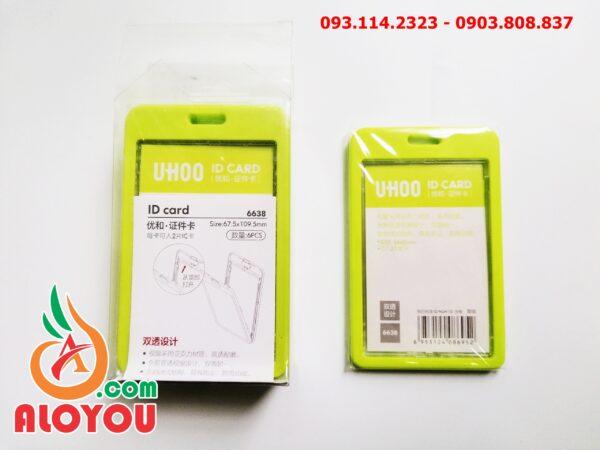Bao đeo thẻ 6638-1 2