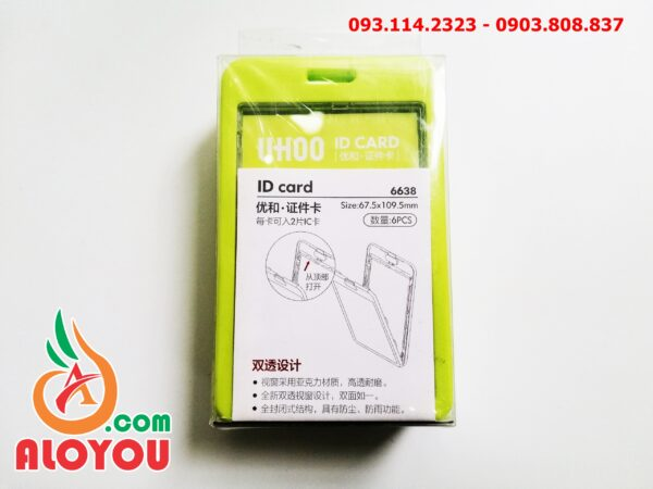 Bao đeo thẻ 6638-1 4