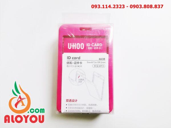 Bao đeo thẻ 6638-5 4