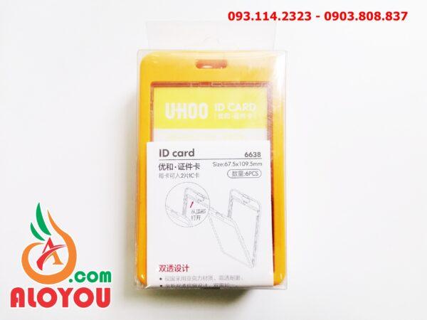 Bao đeo thẻ 6638-2 4