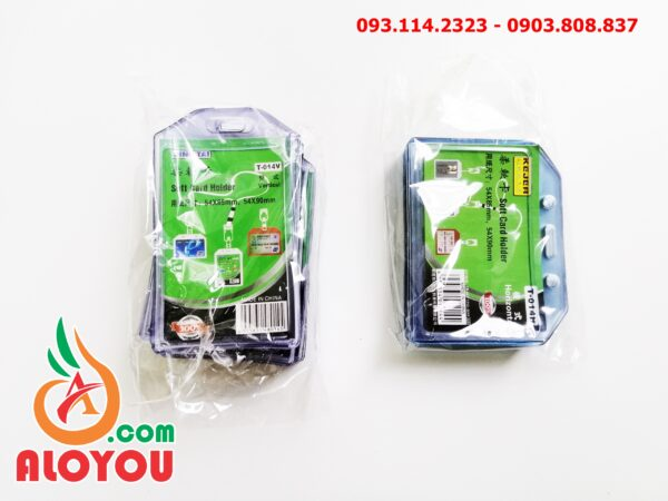 Bao đeo thẻ T-014V 2