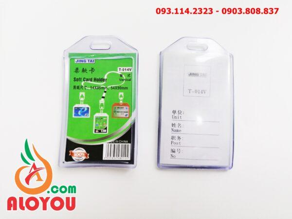 Bao đeo thẻ T-014V 1