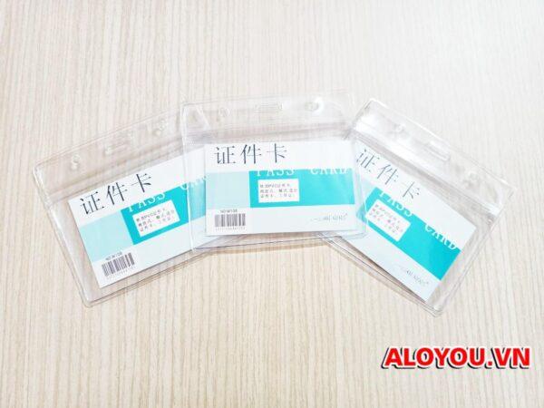 Bao đeo thẻ W108 4