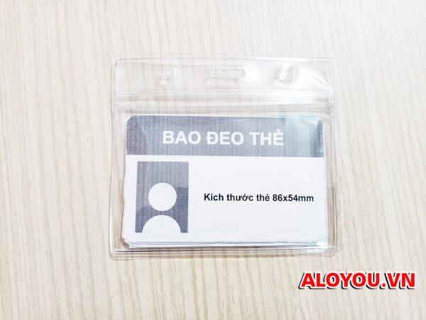 Bao đeo thẻ W108 3