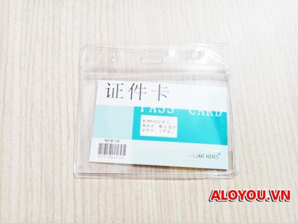 Bao đeo thẻ W108 5