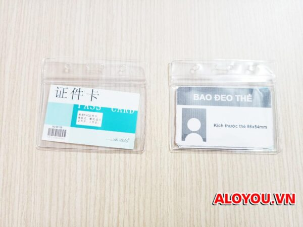 Bao đeo thẻ W108 2