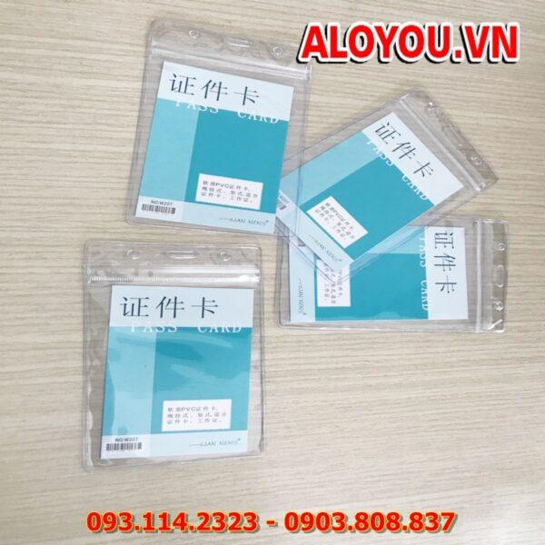 Bao đeo thẻ W207 3