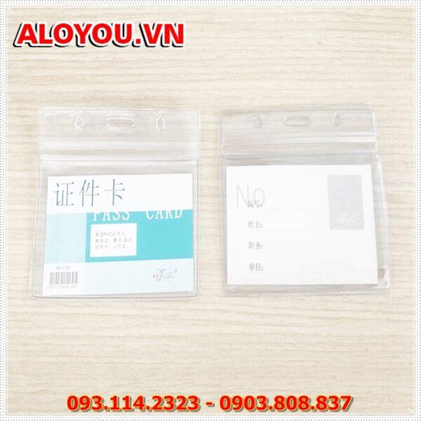 Bao đeo thẻ Y108 2