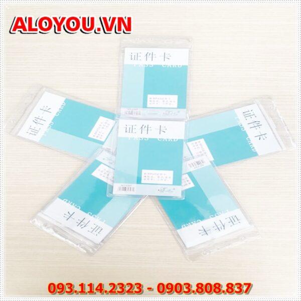 Bao đeo thẻ Y307 5