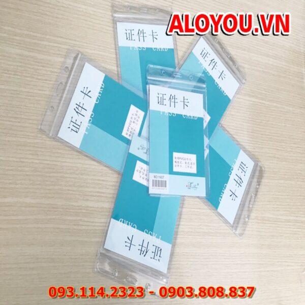 Bao đeo thẻ Y407 6