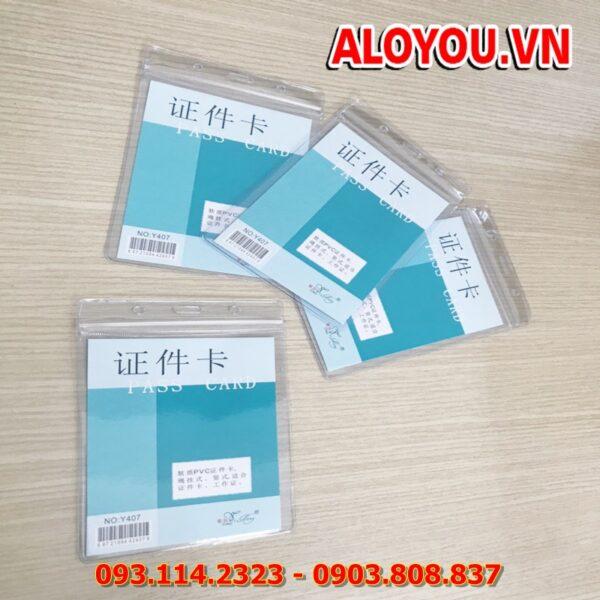 Bao đeo thẻ Y407 5