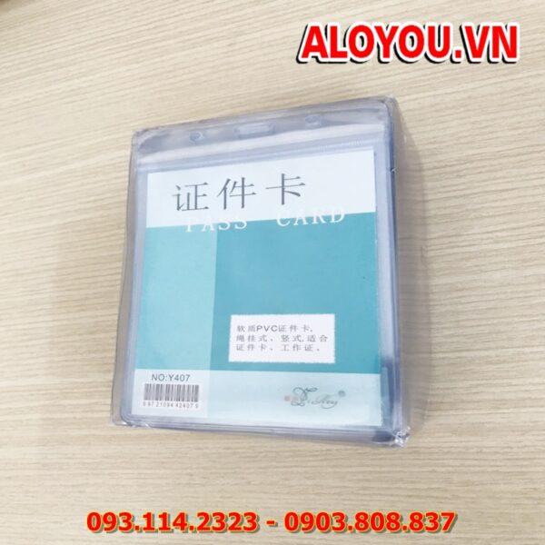 Bao đeo thẻ Y407 4