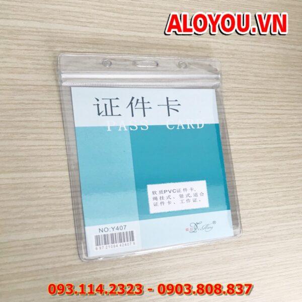 Bao đeo thẻ Y407 2