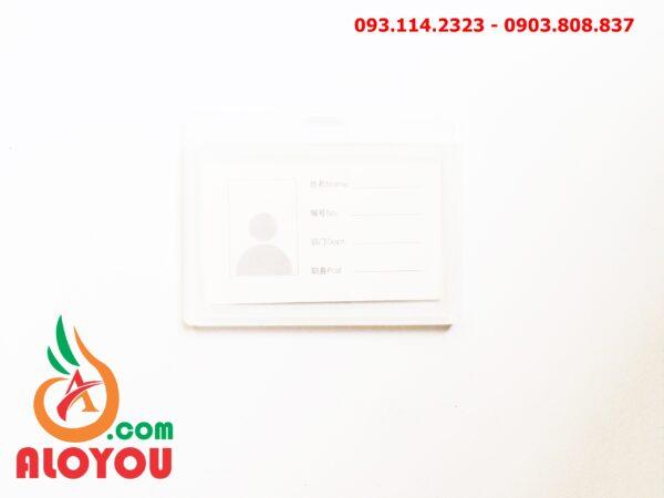 Bao đeo thẻ UHOO - 6613 4