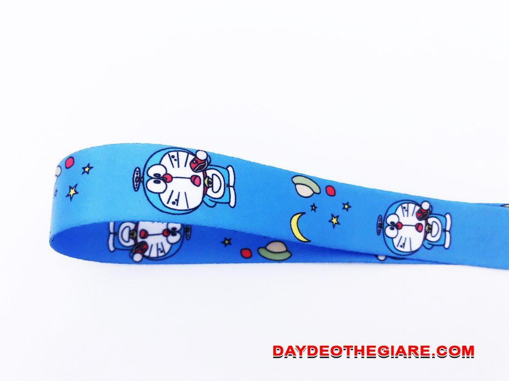 Dây móc khóa Doraemon 1