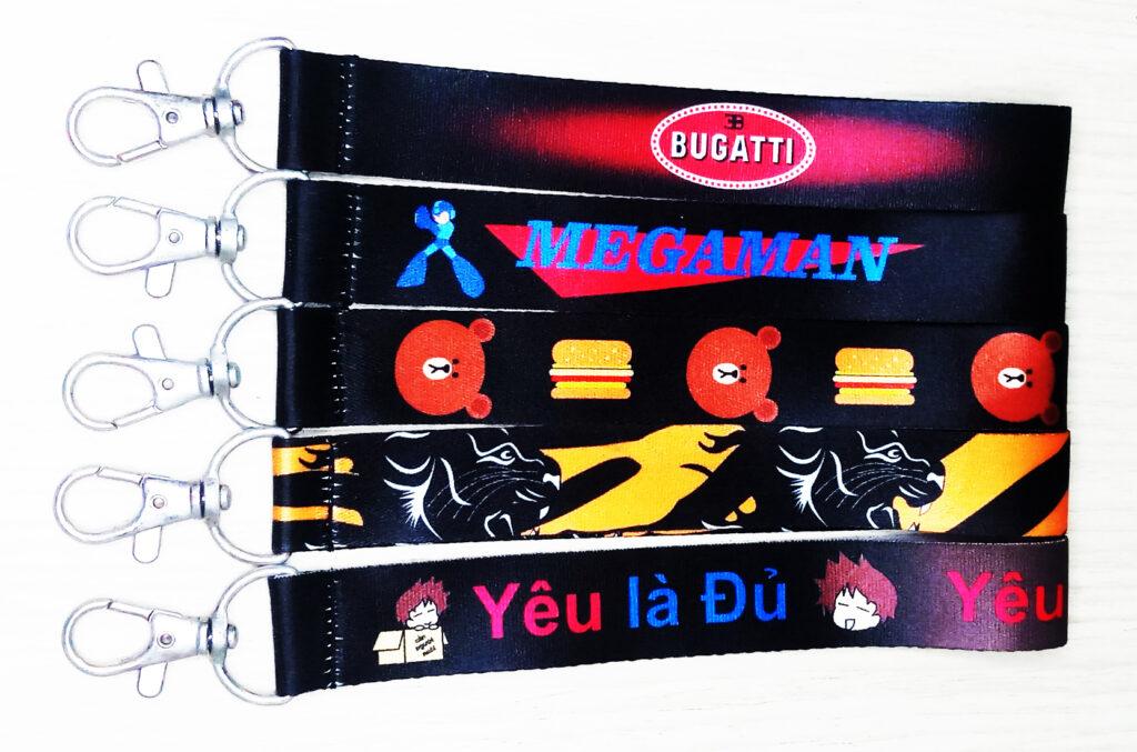 Dây móc khóa Bugatti 2021 1