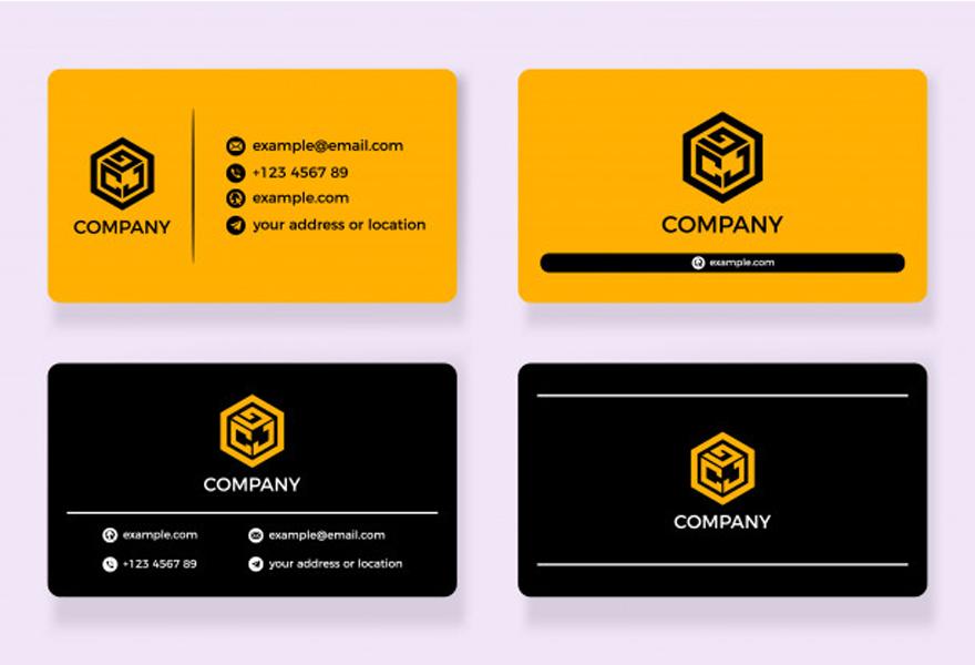 Nhận in thẻ công ty 1