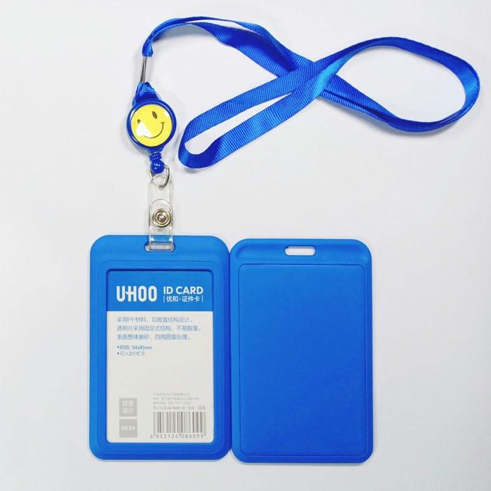Cung cấp bao nhựa Uhoo xanh 1
