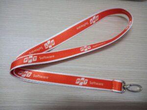 Dây đeo thẻ Polyester kích thước 2cm 2
