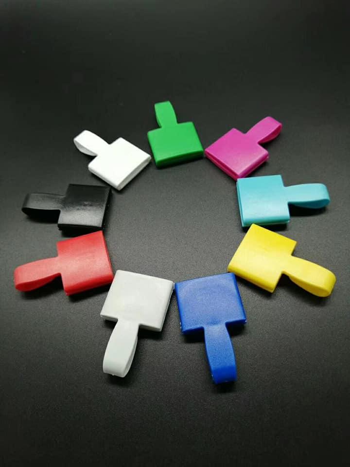 Móc nhựa Uhoo dây đeo thẻ 1